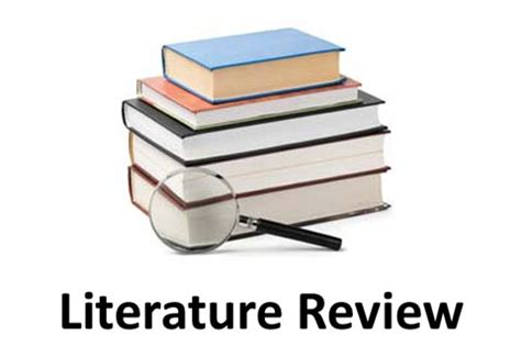 Outline the importance of literature review